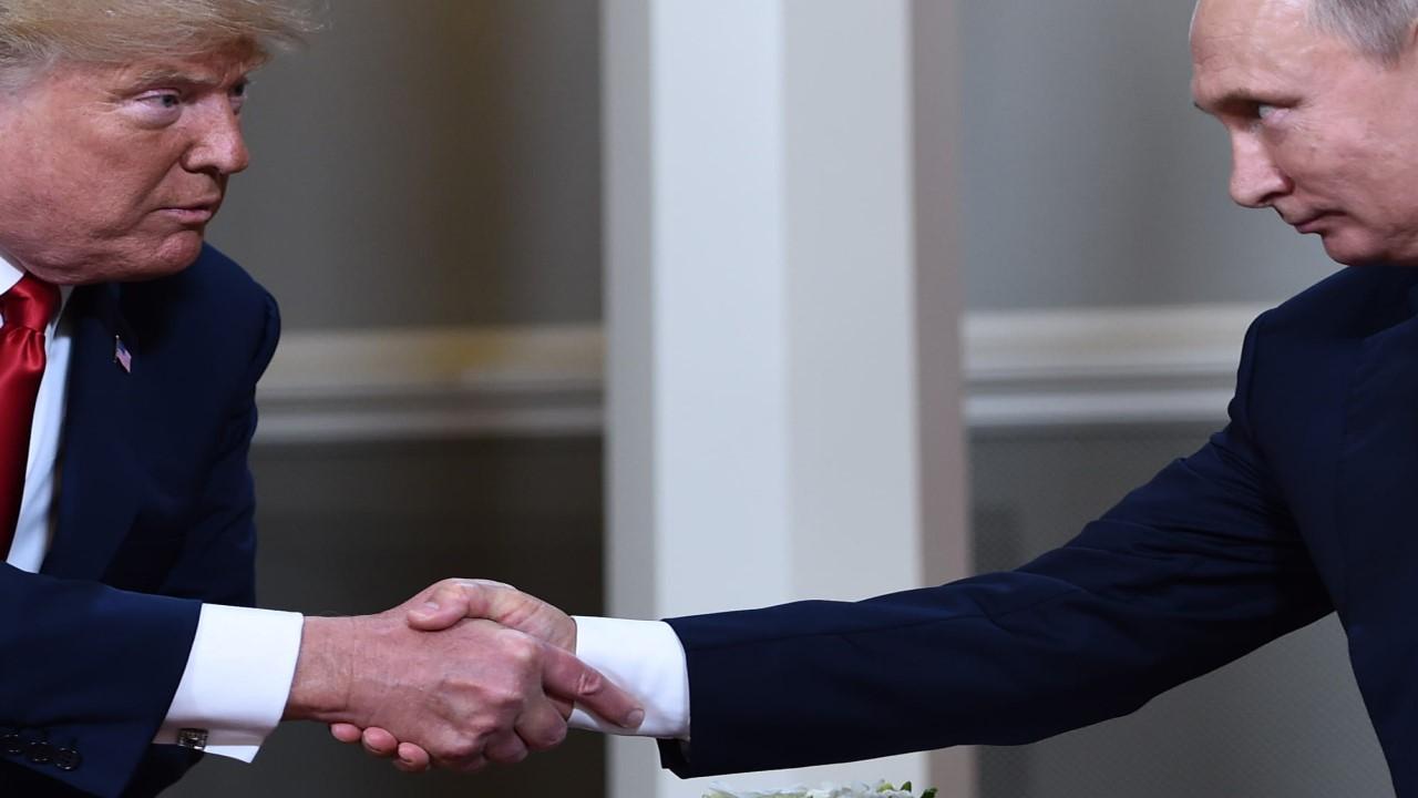 Rusia Trump Putin