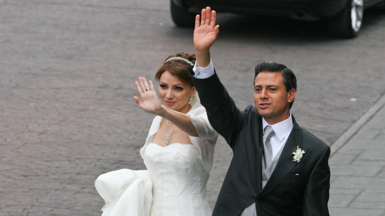 Peña y Gaviota se divorcian