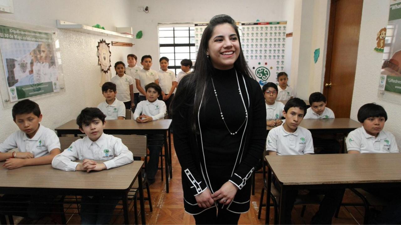 Dafne Almazán - Harvard