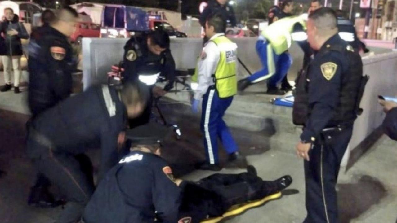 Ataque a policías en La Raza