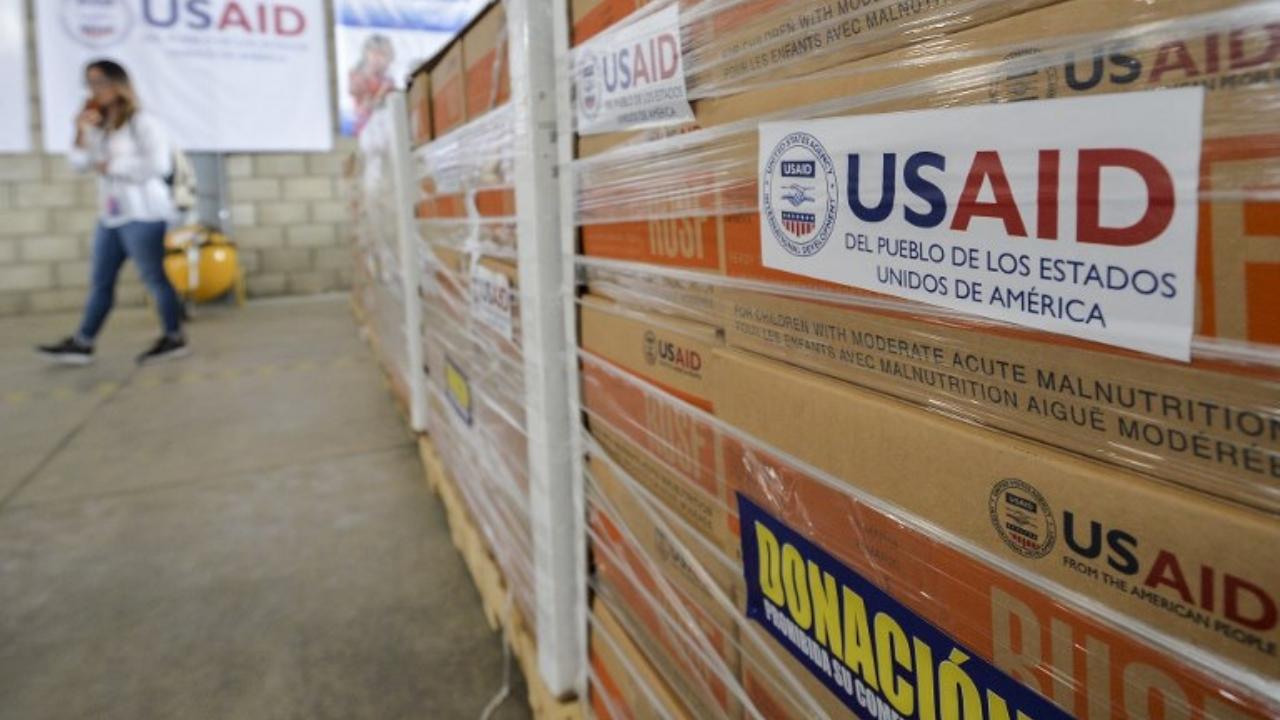 Brasil EUA ayufda humanitaria Venezuela