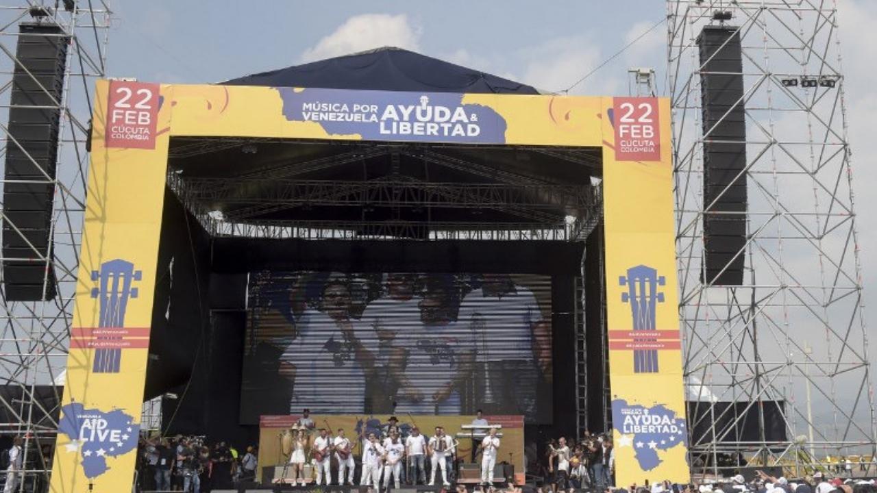NatGeo y Antena 3 en Venezuela Aid
