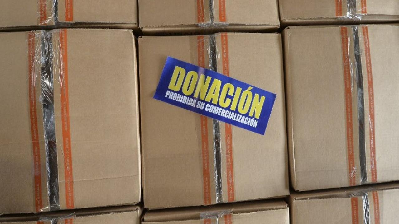 Curazao ayuda humanitaria Venezuela