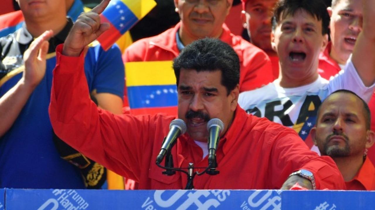 Maduro periodistas