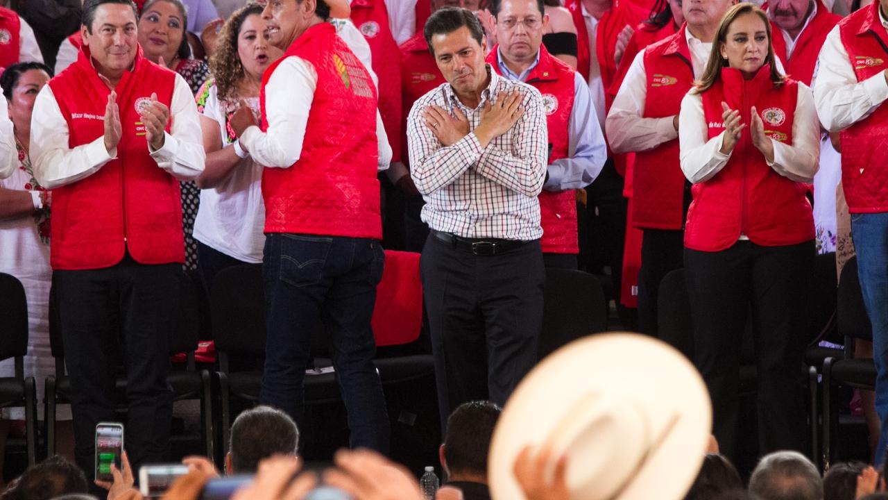 Peña Nieto PRI