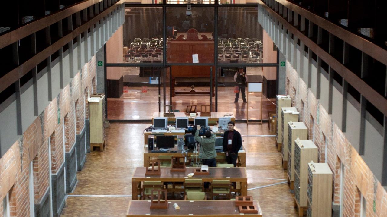 Cisen Archivo General de la Nación