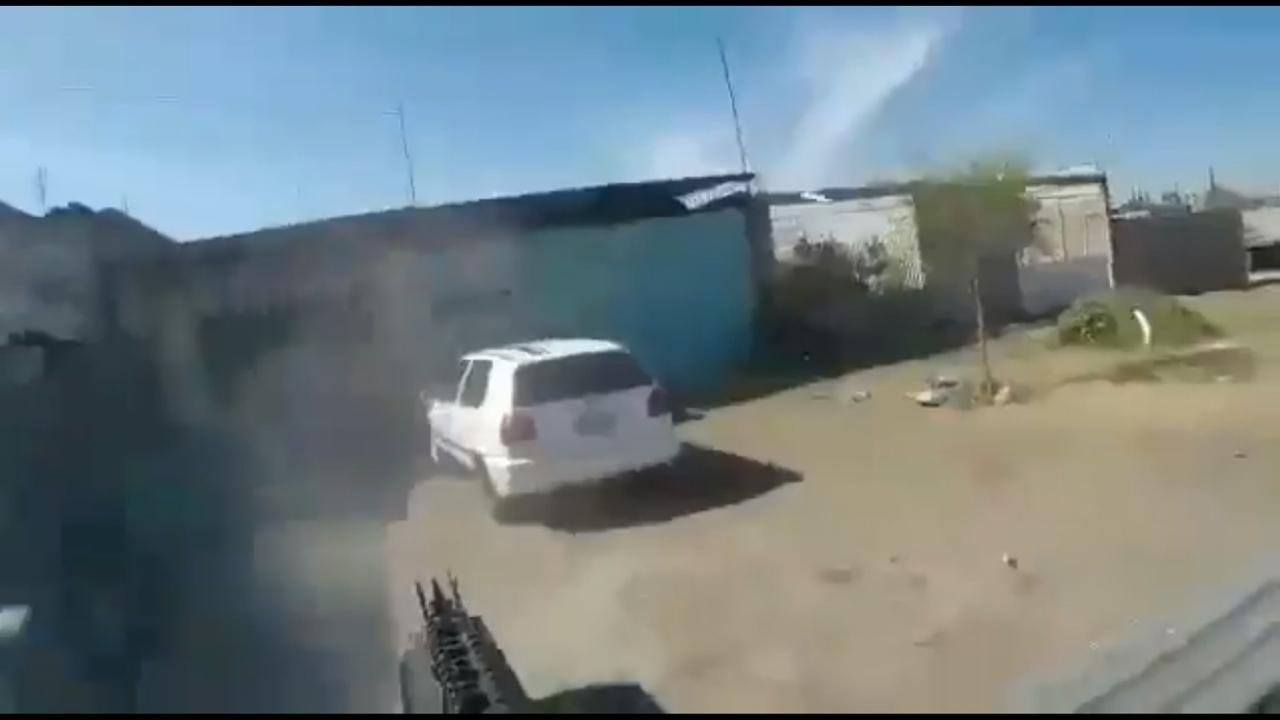 Ataque de sicarios Valle de Santiago Guanajuato