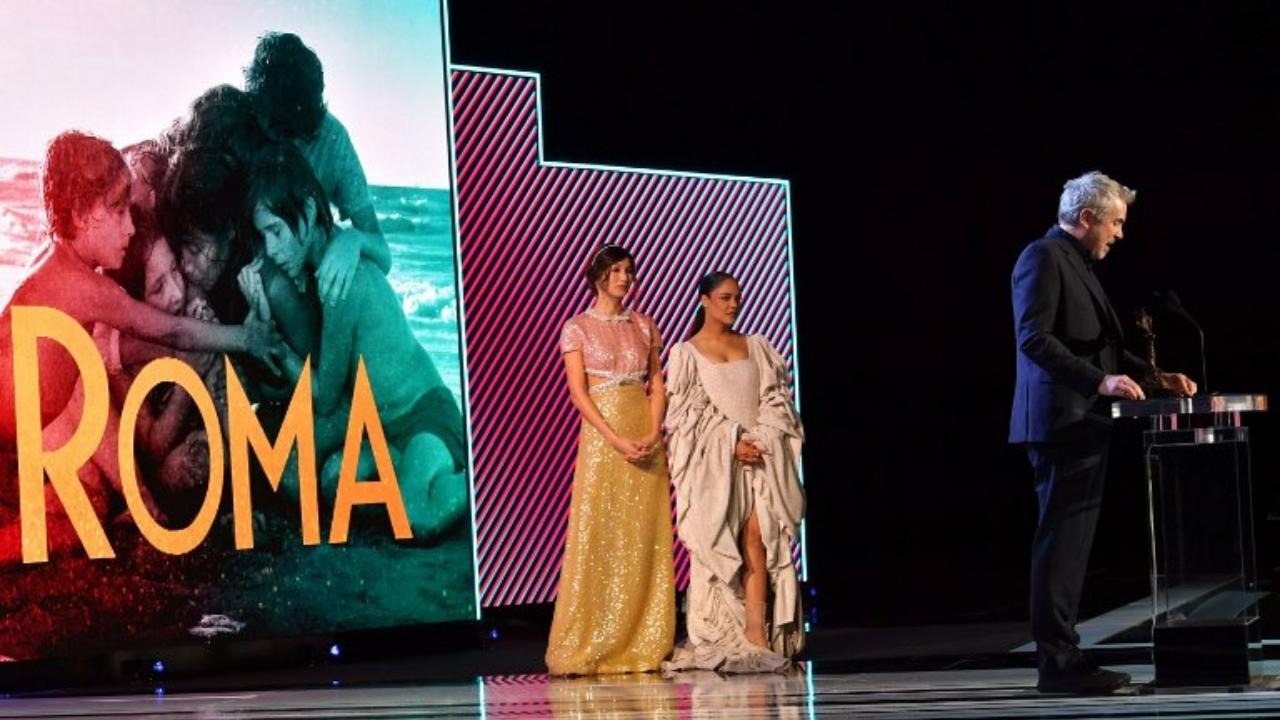 """""""Roma"""" premios Spirit"""