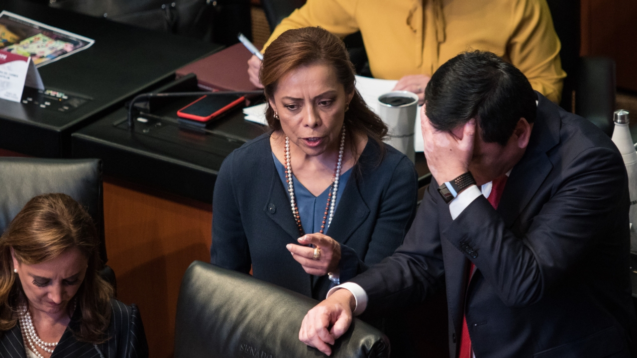 Josefina Vázquez Mota Instancias Infantiles
