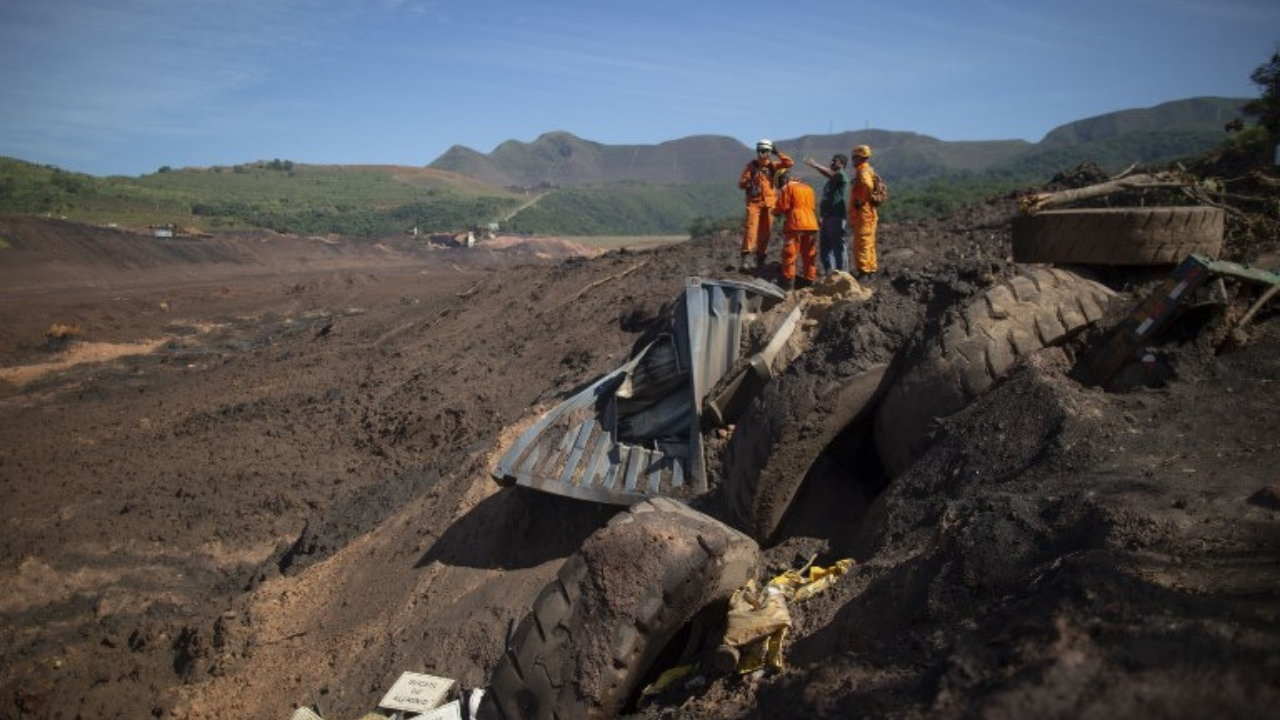 Muertos minas Brasil