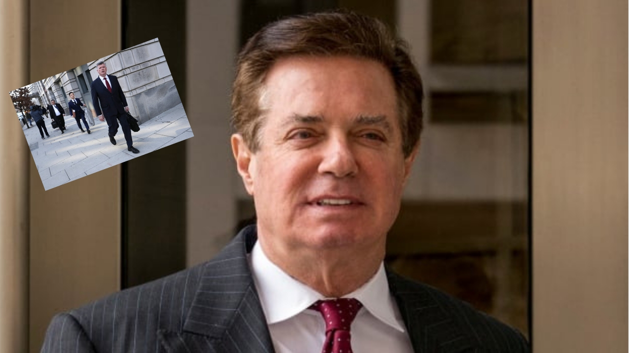 Paul Manafort FBI