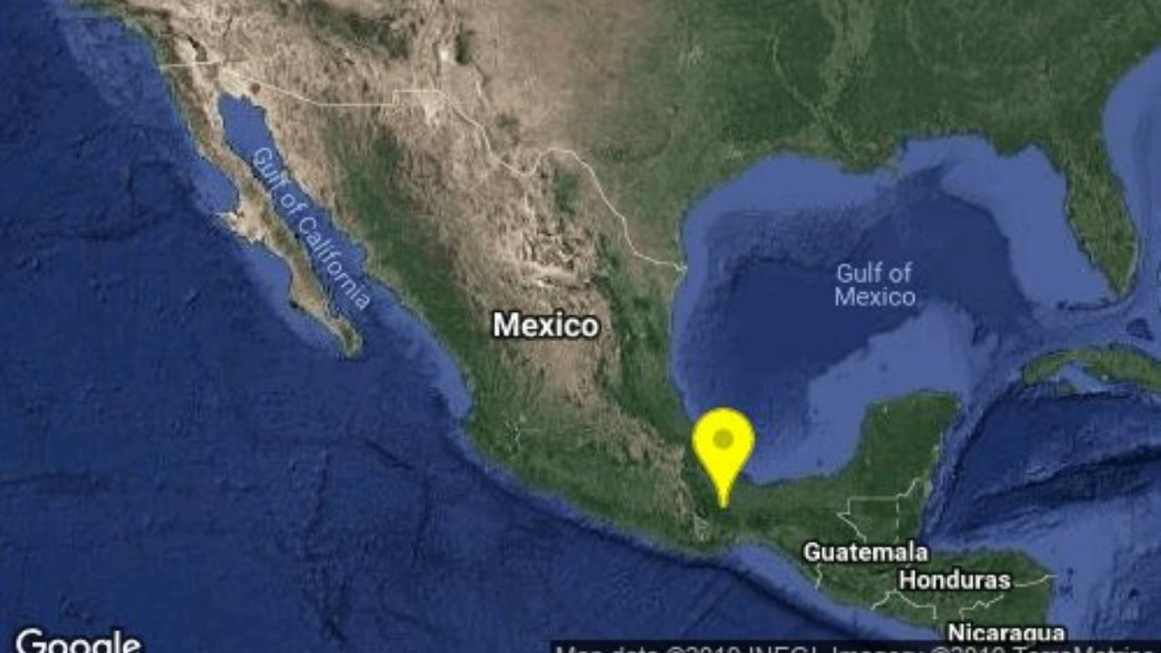 Sismo Veracruz