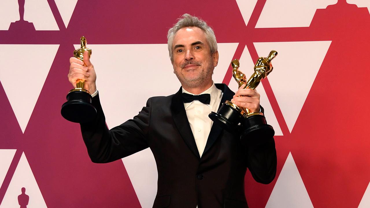Alfonso Cuarón Óscares