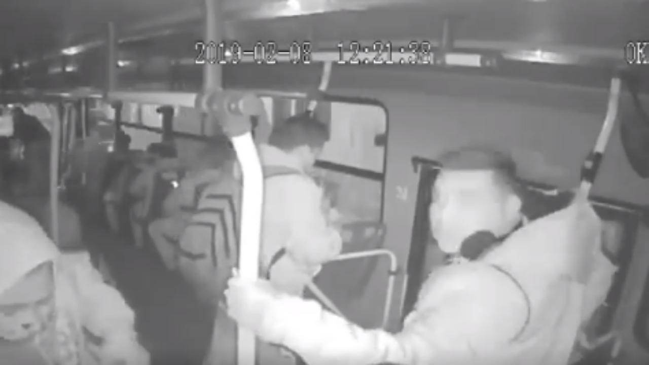 asaltan camion