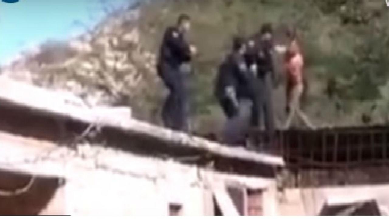 policias evitan suicidio