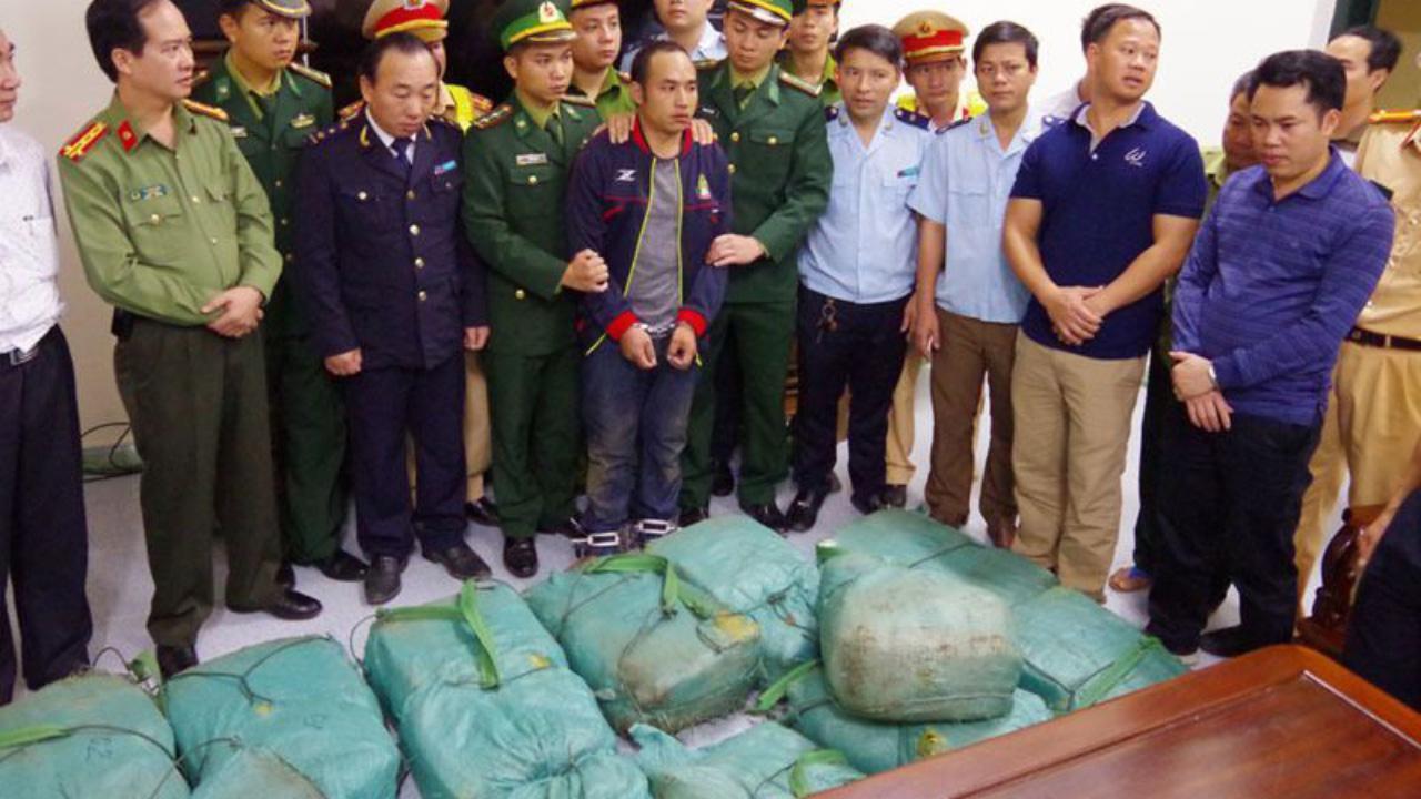 metanfetaminas Vietnam