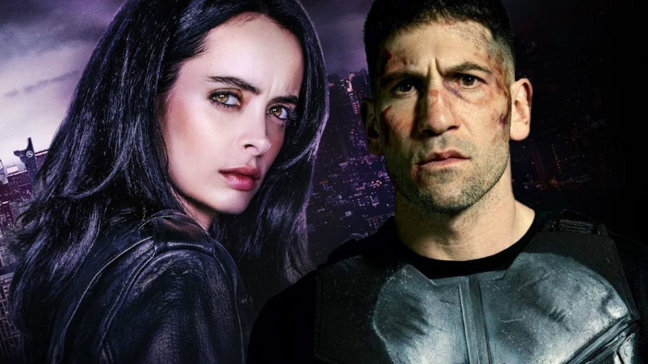 Jessica Jones y The Punisher