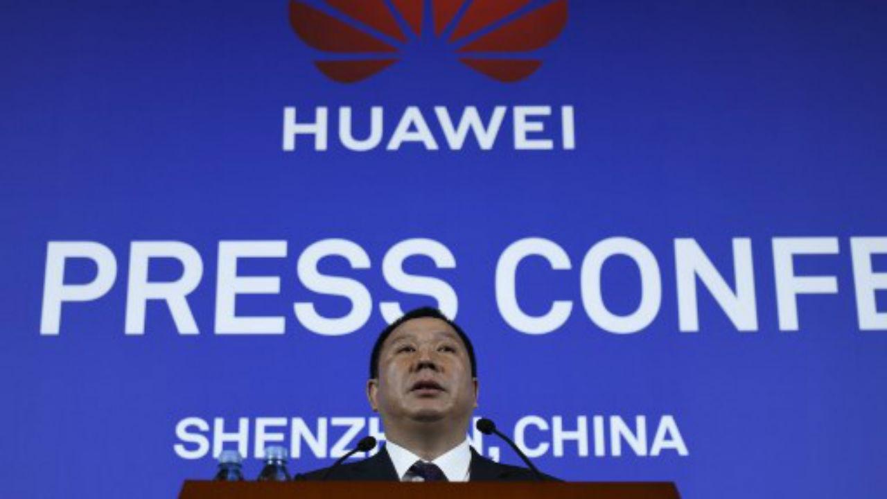 Huawei demanda EU