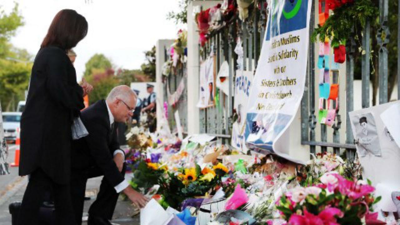 homenaje masacre nueva zelanda