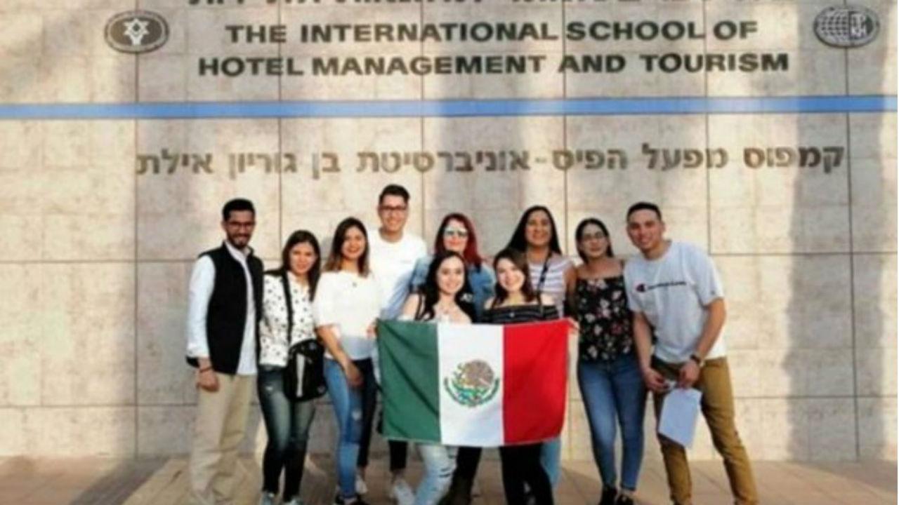 ISRAEL ESTUDIANTES MEXICANOS