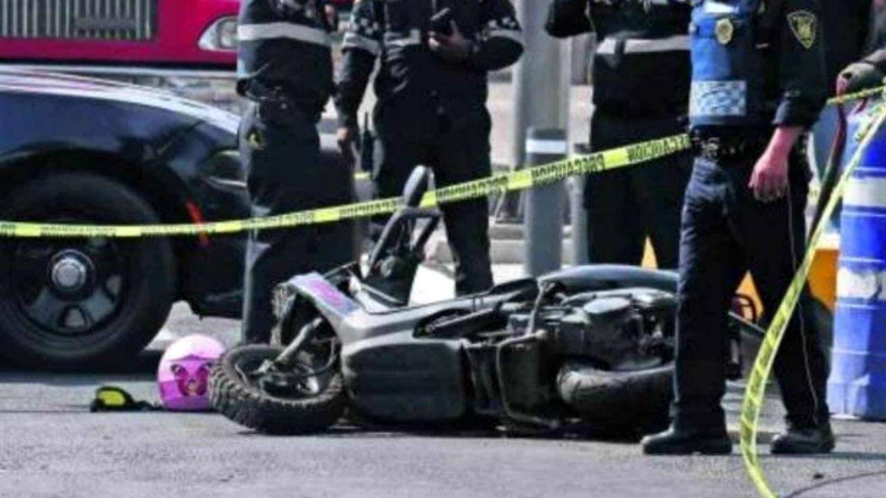policias arrollados