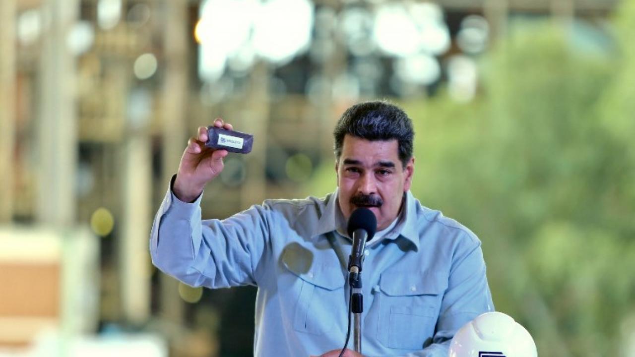 Venezuela embajador alemán