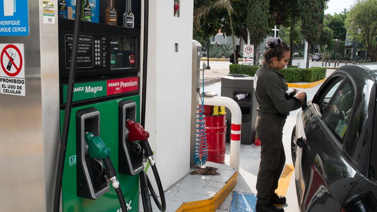 gasolina magna-estímulo