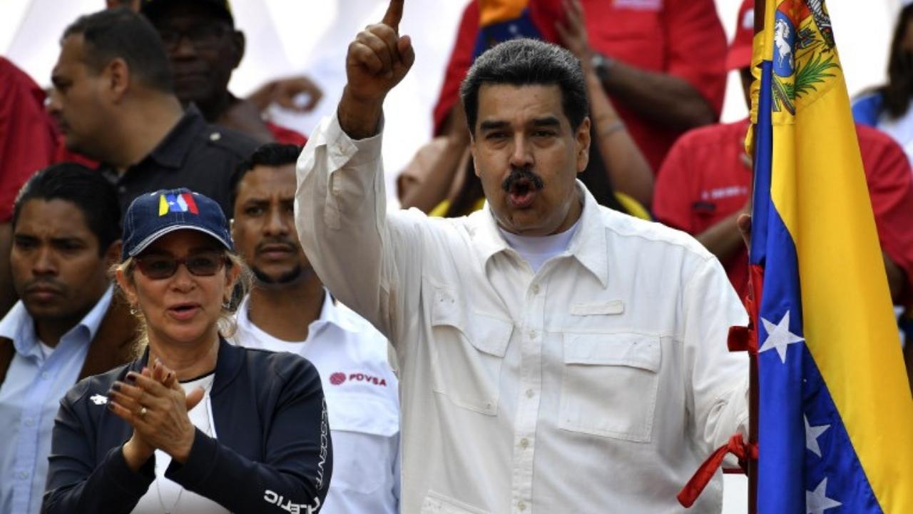 Maduro Apagón