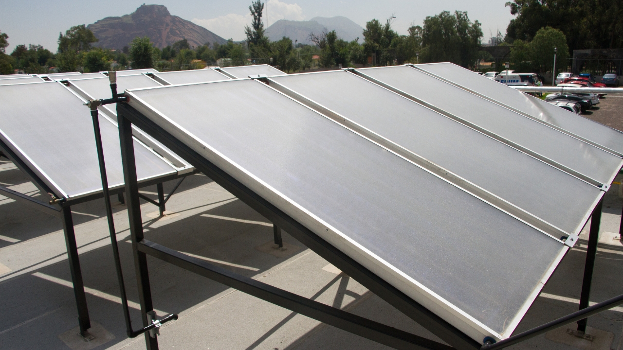 IMCO paneles solares