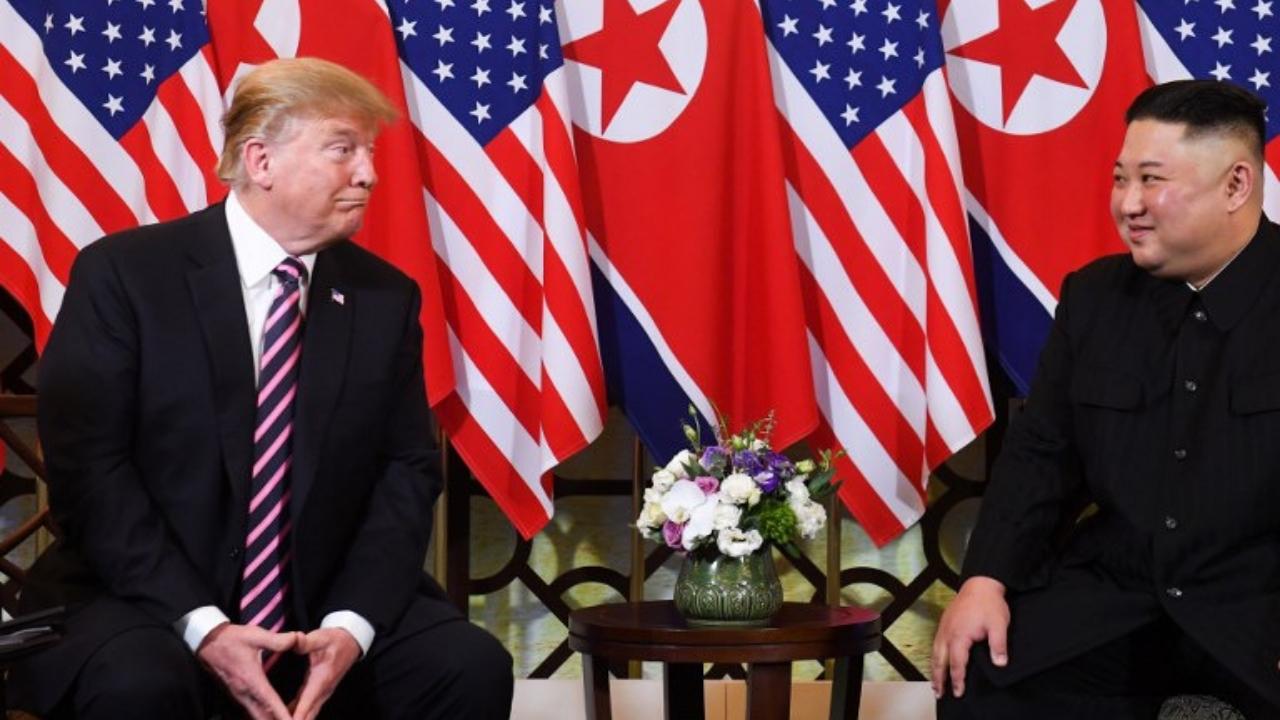 Trump Corea del Norte