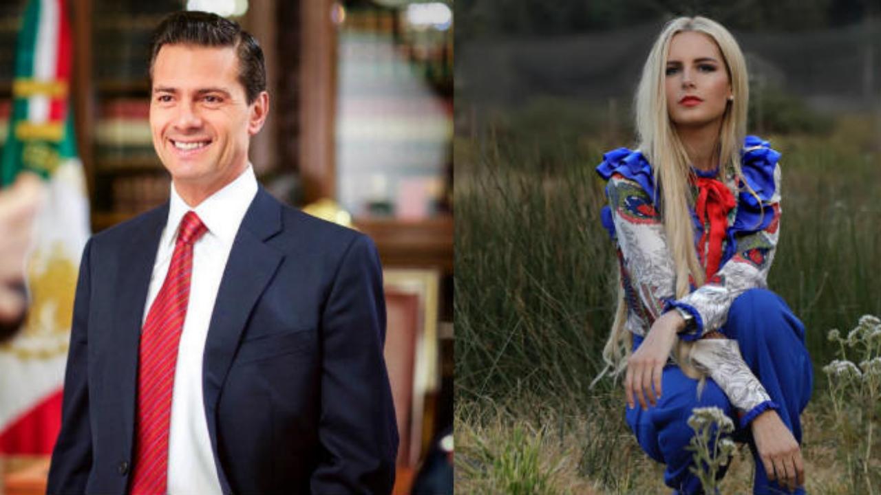 Captan a Peña Nieto y Tania Ruiz juntos en una boda
