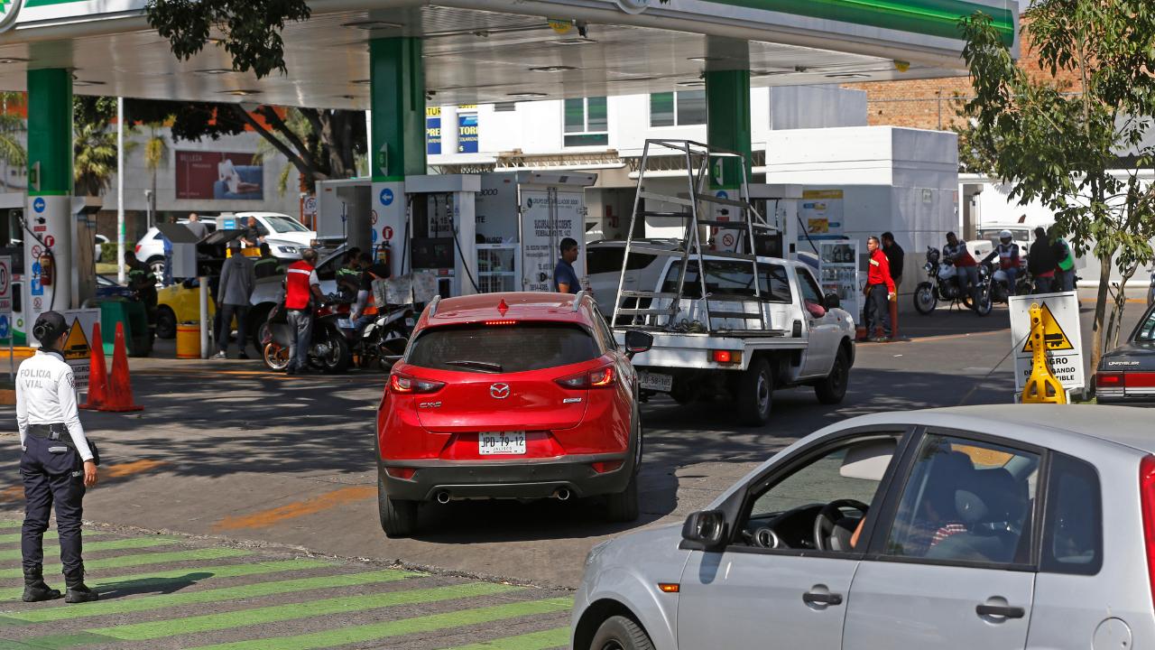 subsidio gasolinas