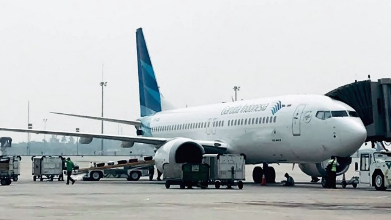 aerolina indonesia Garuda