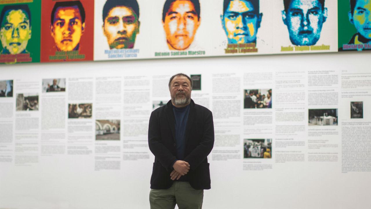 ai weiwei ayotzinapa