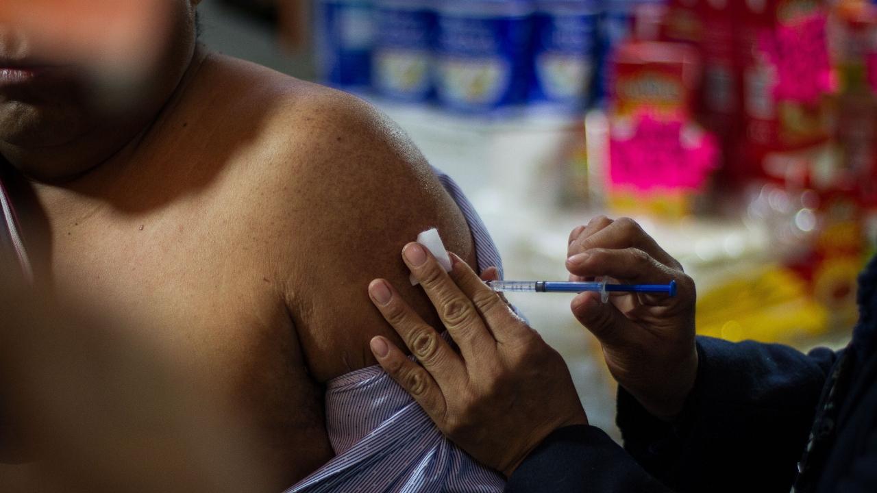 influenza en México