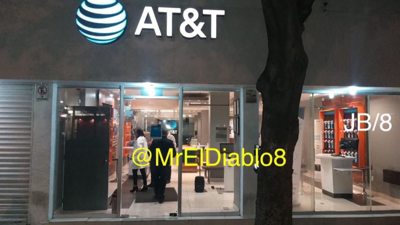 Asalto AT&T