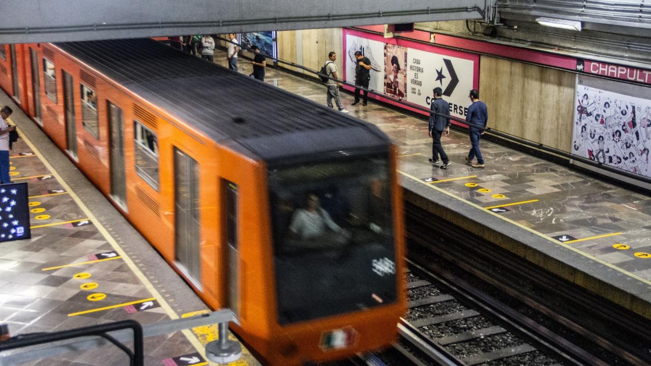 Sheinbaum Metro