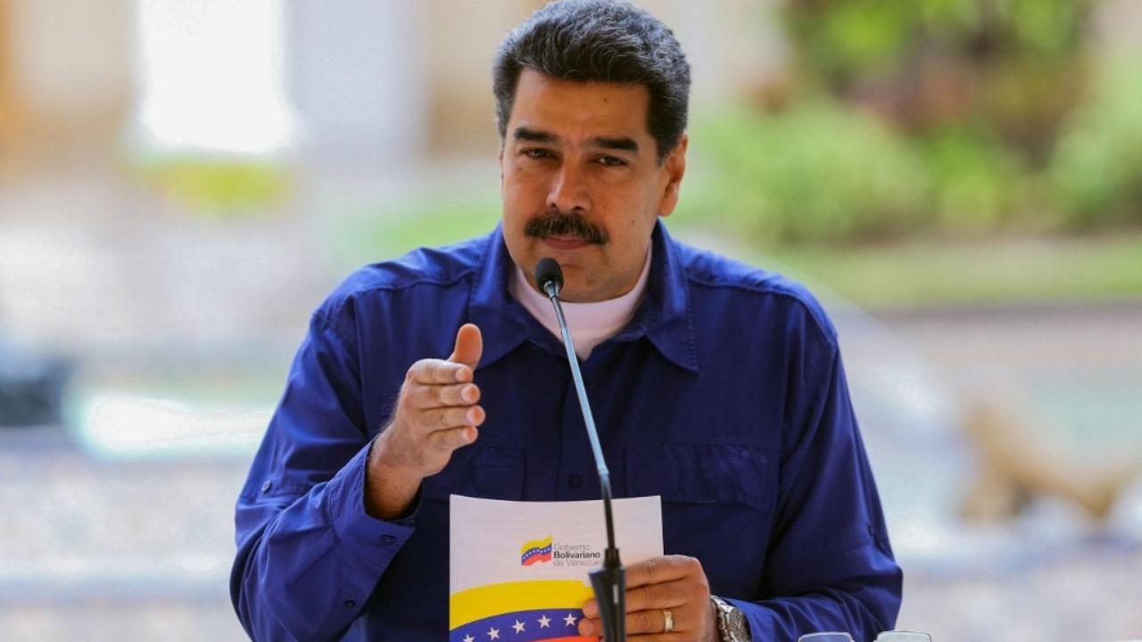 Maduro Bolsonaro