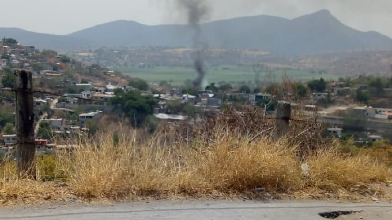 Incendio Xochimilco
