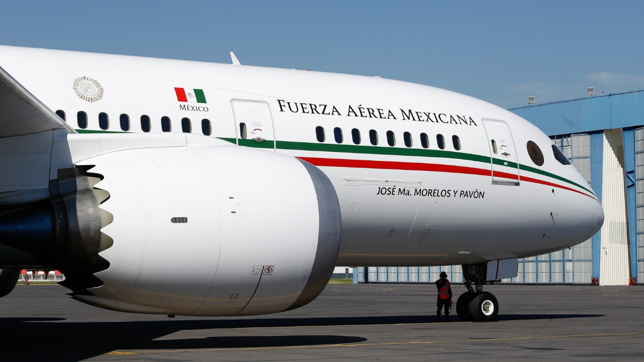 compradores de avión presidencial