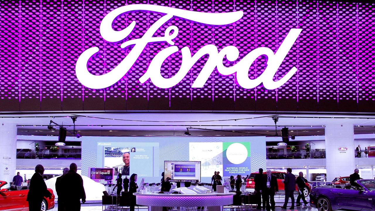 Ford y Rivian