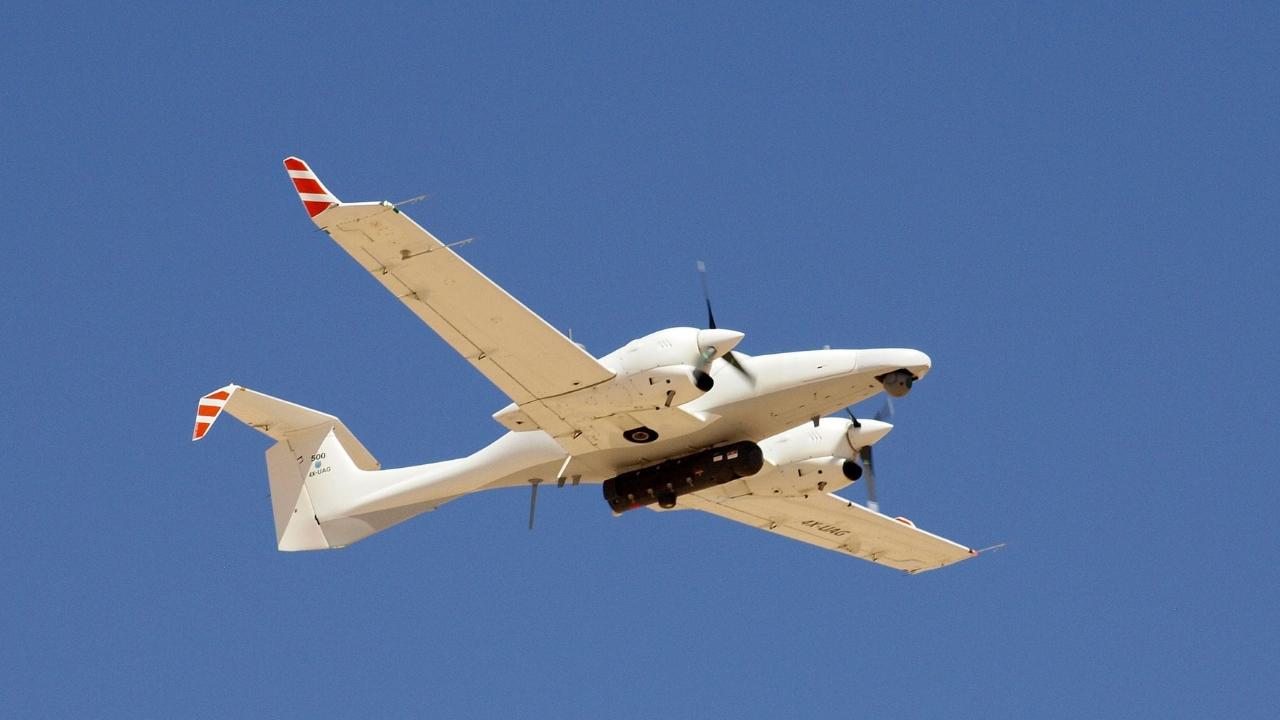 drones de la FGR