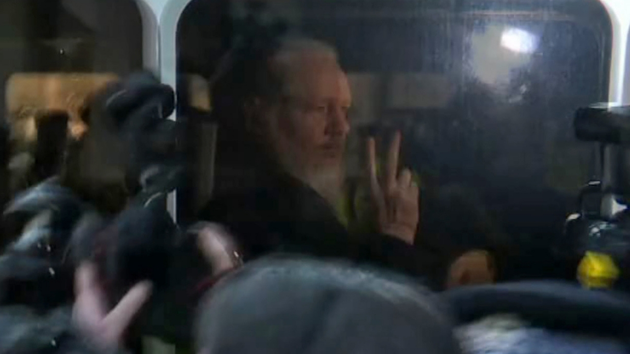 Julian Assange extradición