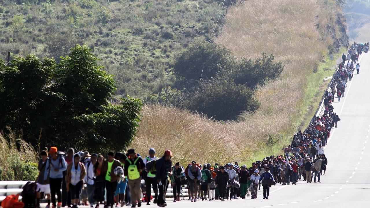 Solicitudes de asilo
