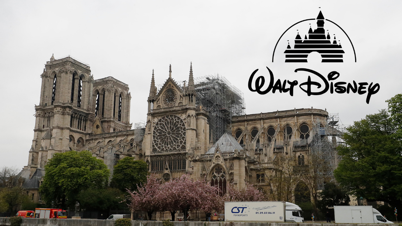 Disney-Notre-Dame