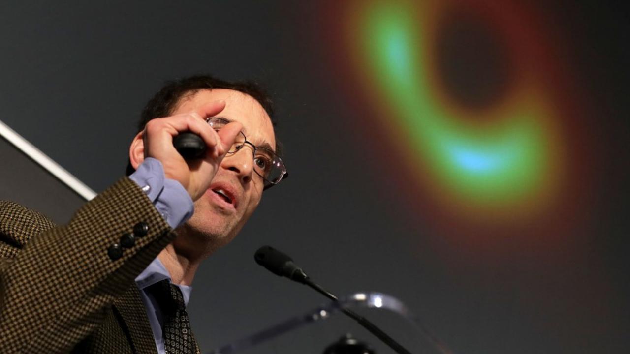 formación agujeros negros