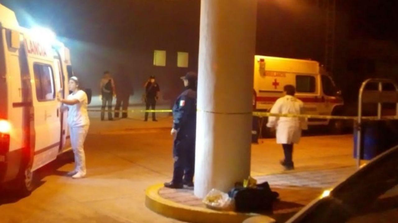 asesinan mujer en ambulancia