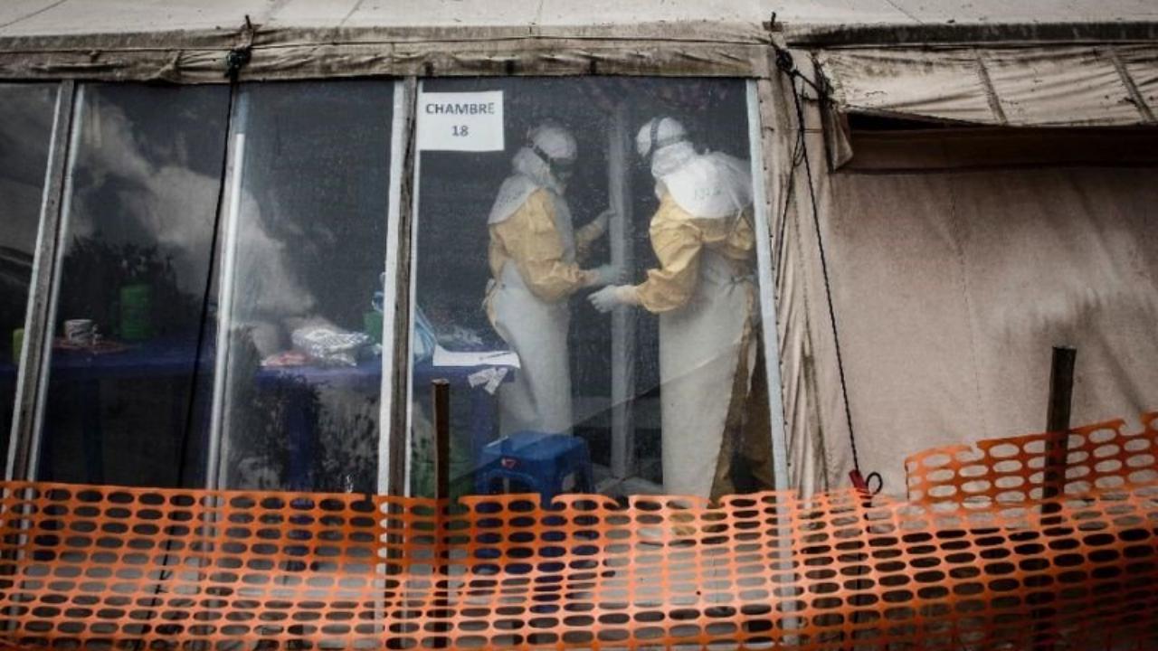 Muertos Ébola