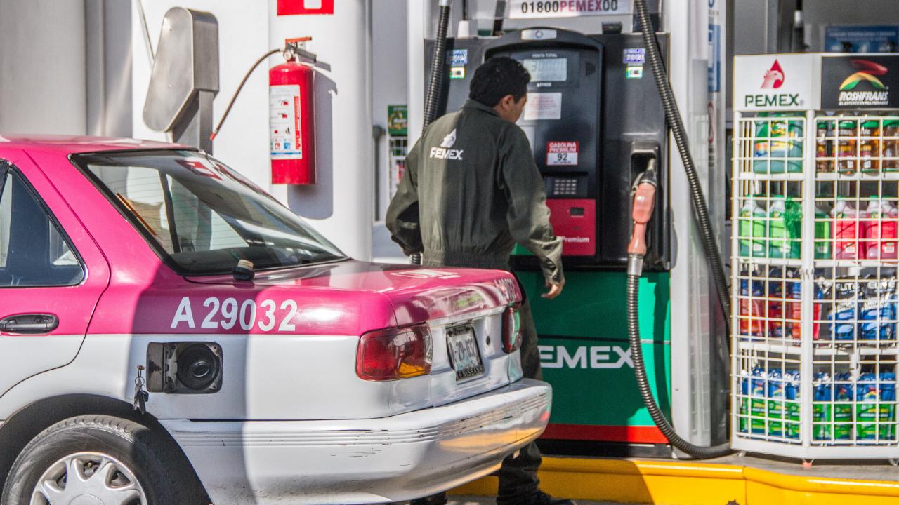 subsidio gasolina