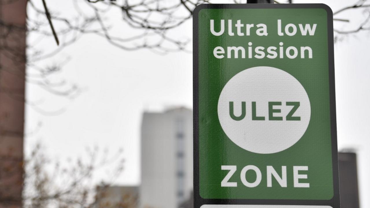 Londres contaminación